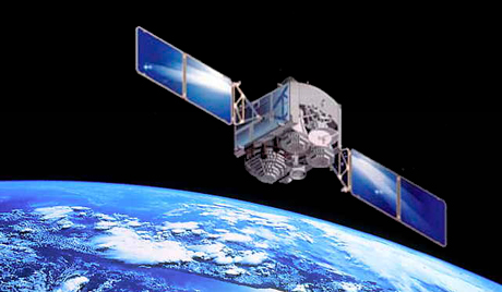Acceso a Internet por satelite